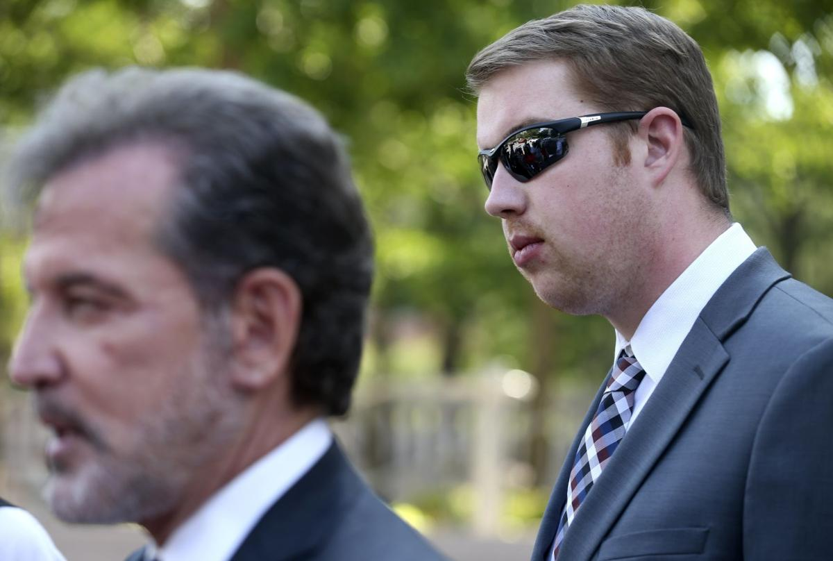 Hung jury on former St. Louis police officer Christopher Myers