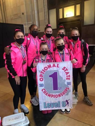 Team Central Level 9 State Champion Team