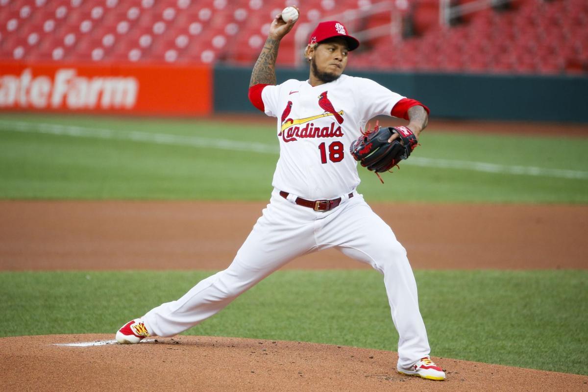 Cardinals intrasquad games continue