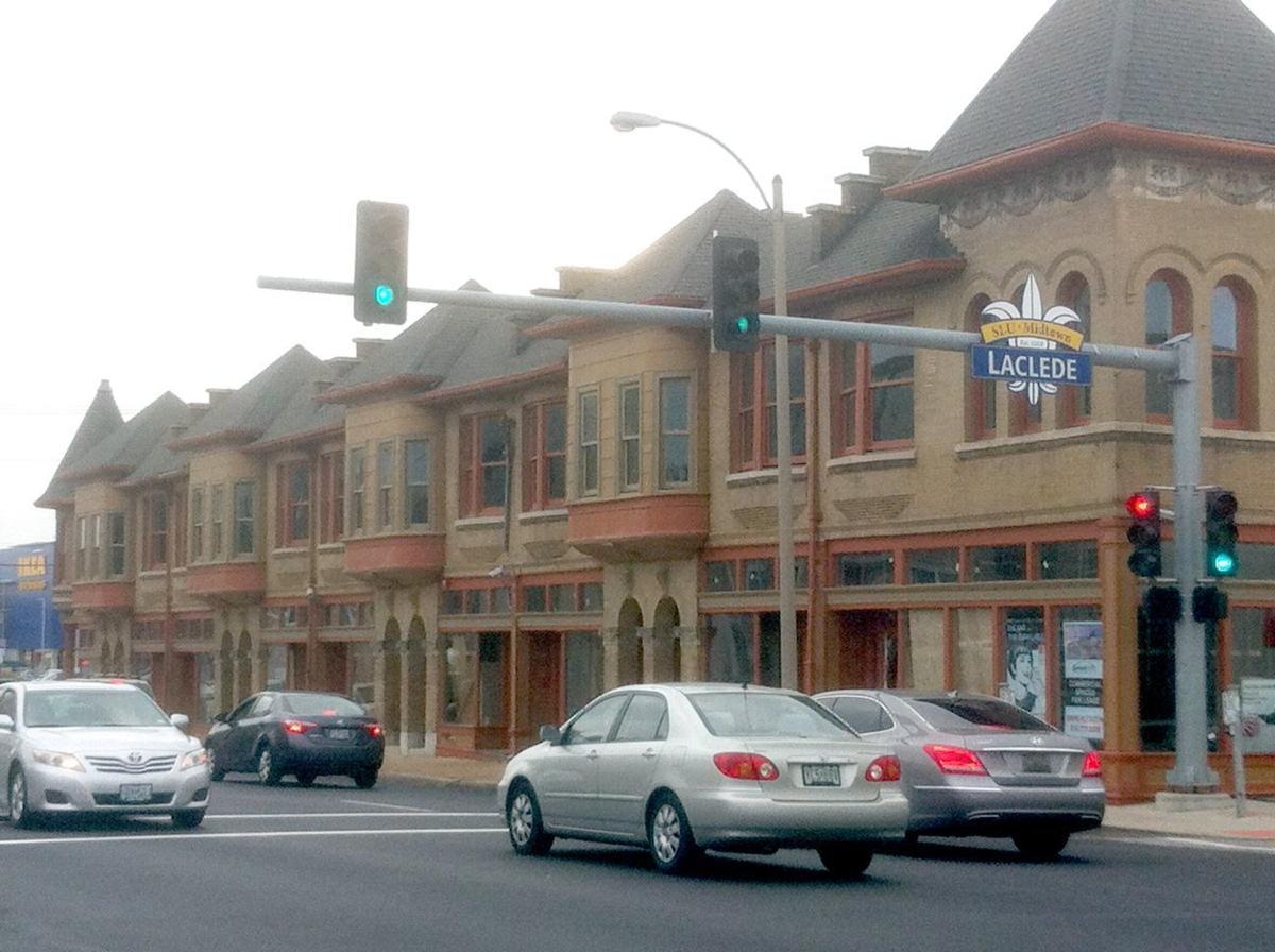 Gerhart Block under redevelopment