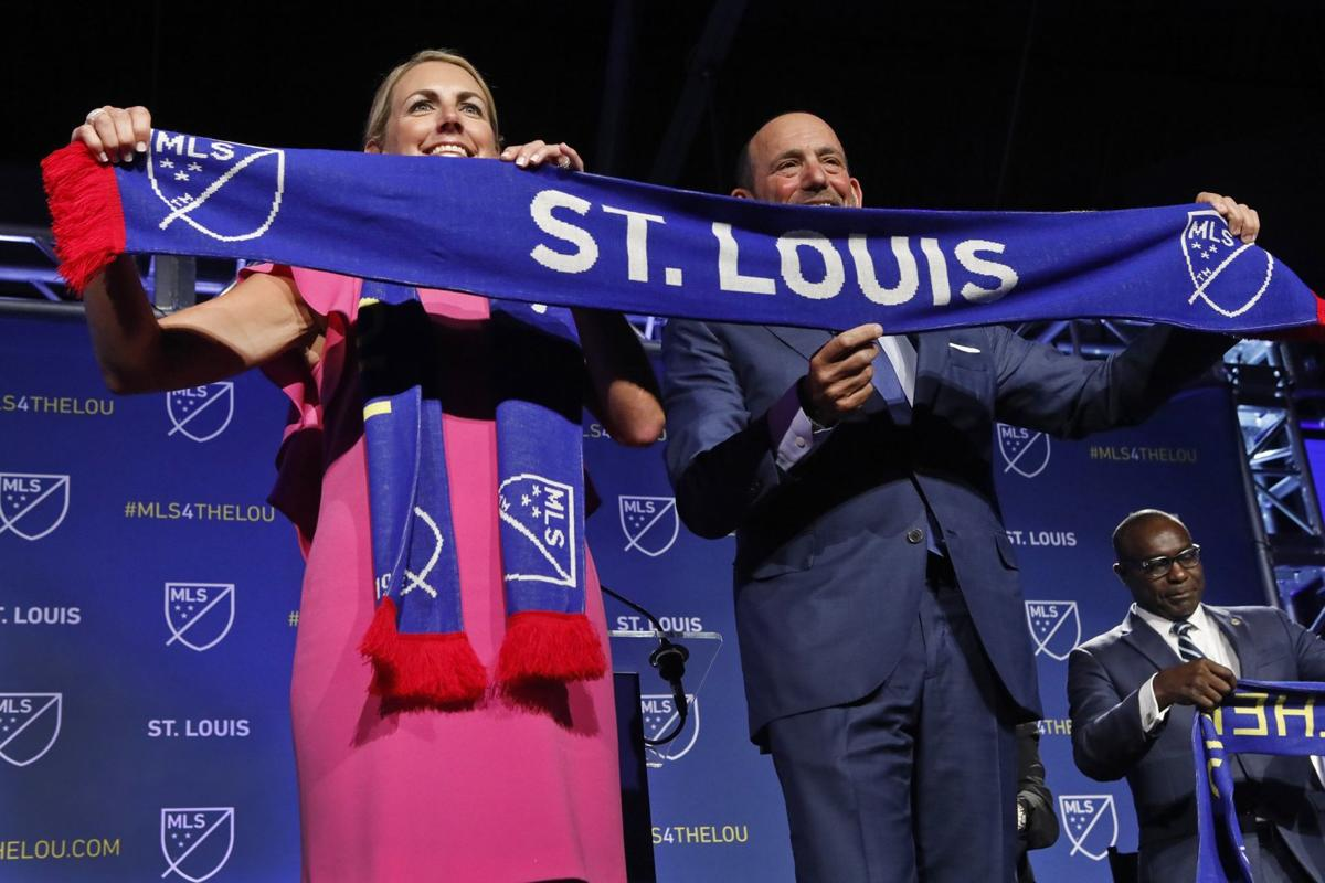 'The moment has arrived:' St. Louis will get 28th MLS team