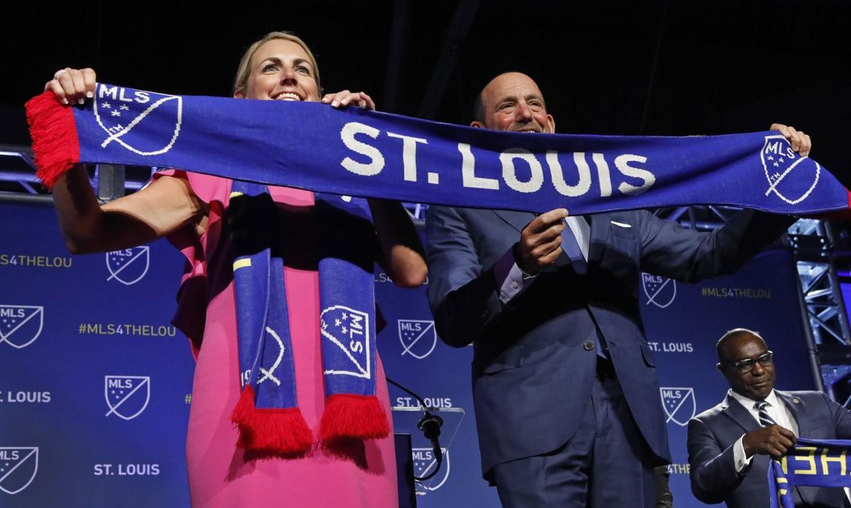 St. Louis gets a new soccer expansion team