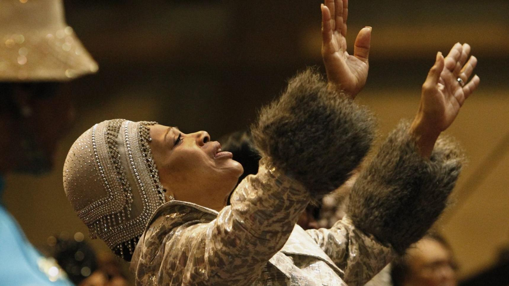 Thousands gather for annual Church of God in Christ conference in St. Louis