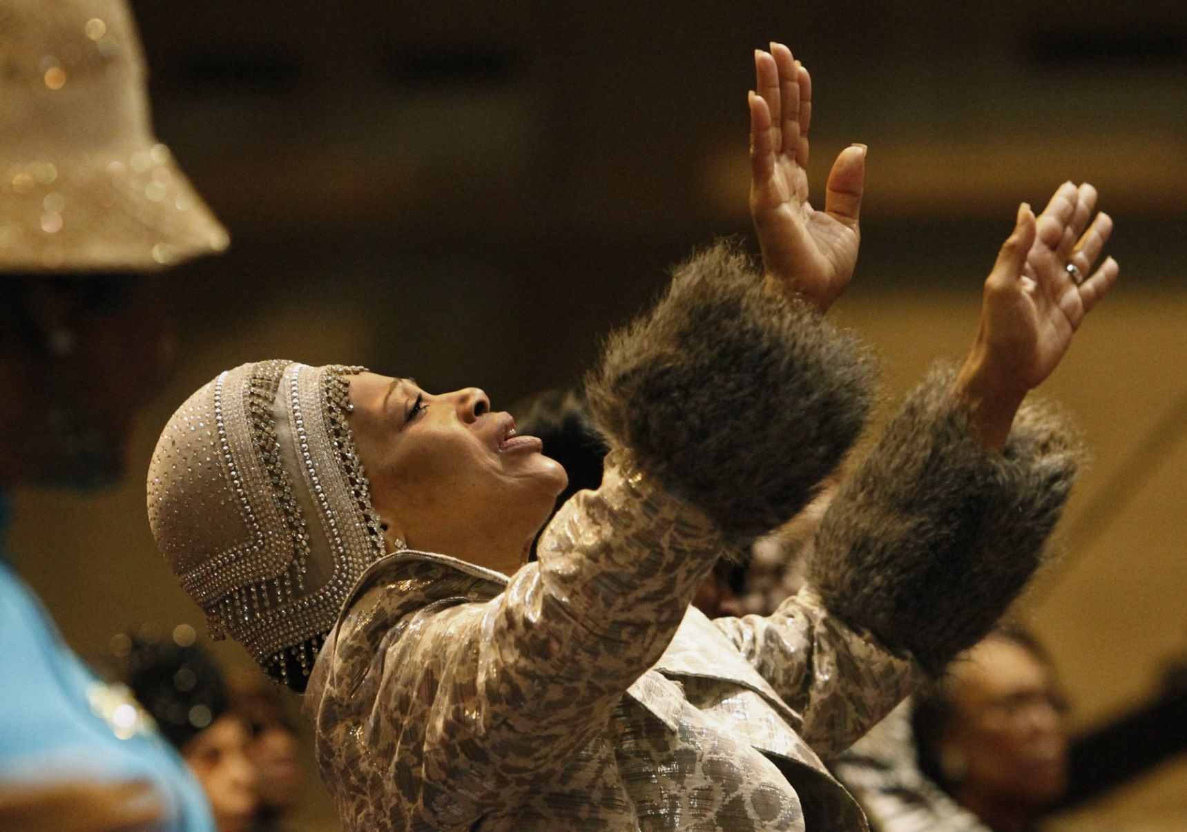 Homosexual delivered at cogic convention