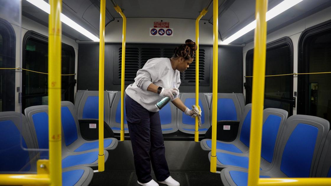 Metro Transit unterbricht service auf einigen Buslinien