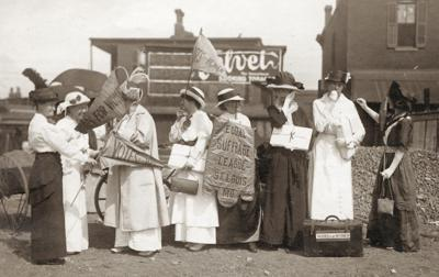St. Louis Equal Suffrage League