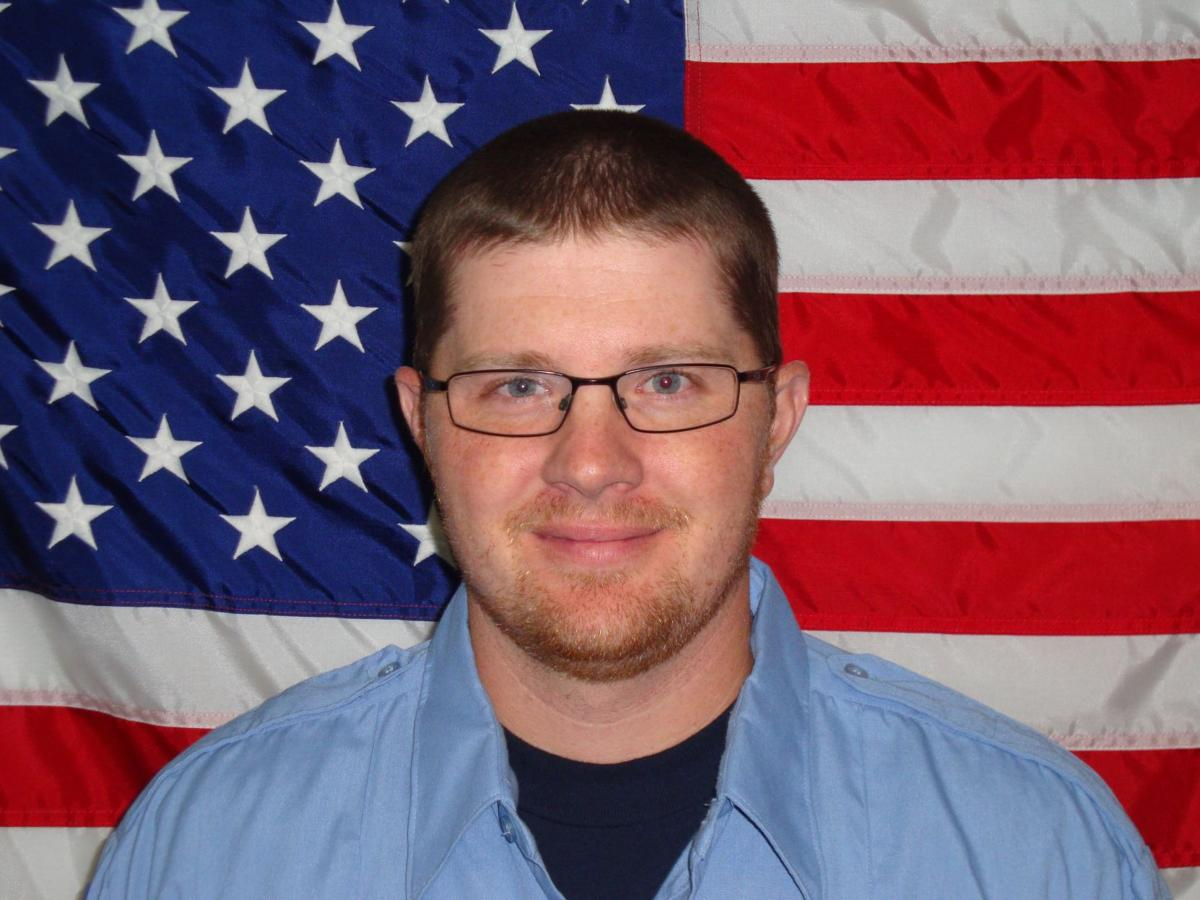 Jordan V. Selsor, Meramec Ambulance District saved a woman from flood waters on Dec. 29, 2015