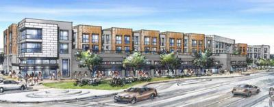 Rendering of Chouteau's Grove