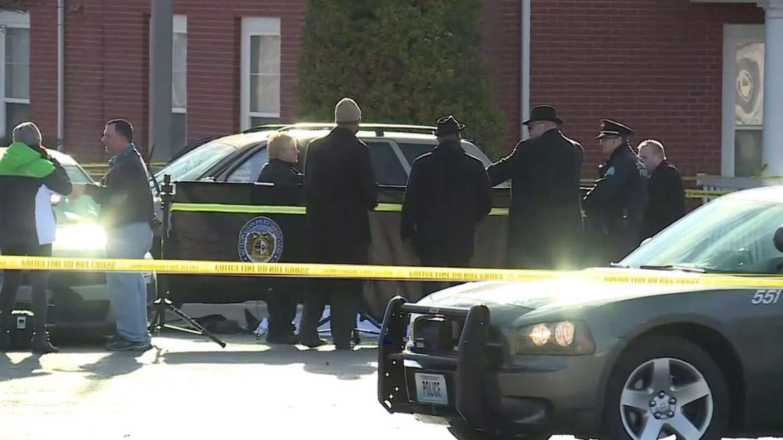 Officers find dead shooting victim inside car after St. Louis crash