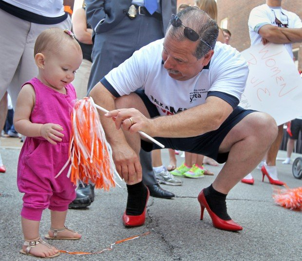 Walk A Mile In Her Shoes St Louis