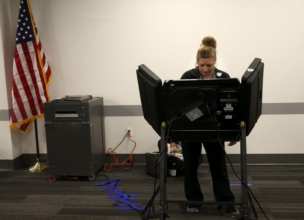 Voting underway in Ferguson-Florissant area
