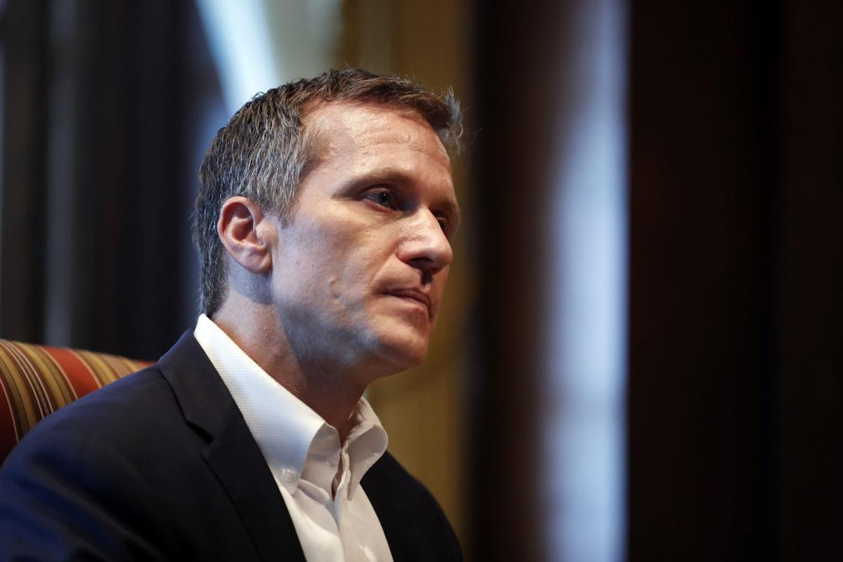 Greitens Apparent Breach Of Confidentiality Agreement Could Expose