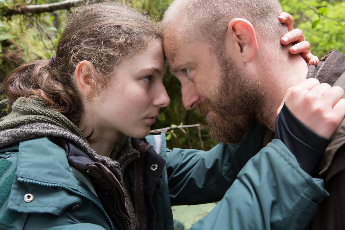 A man and his daughter lived undetected in woods of Portland. Powerful drama is their story.