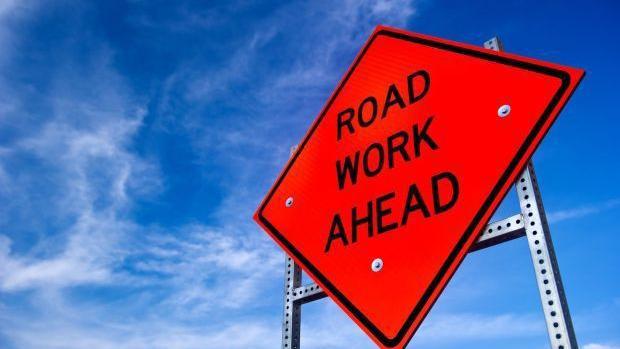 Illinois driver: Mempersiapkan untuk I-270 lane penutupan senin pagi