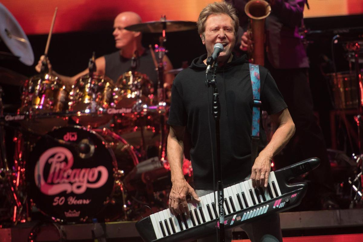 Chicago, Doobie Brothers at Hollywood Casino Amphitheatre