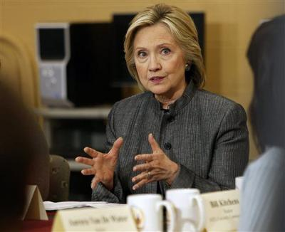 Clinton Foundation admits missteps in donor disclosure