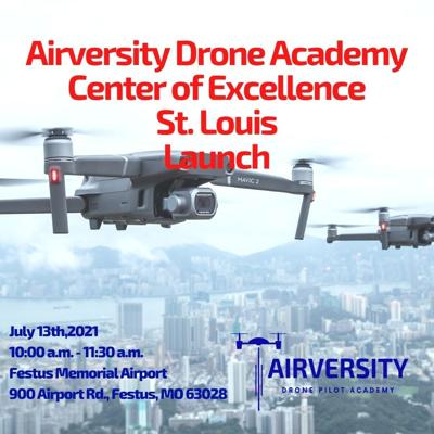 Airversity Drone Academy Center of Excellence Launch Event