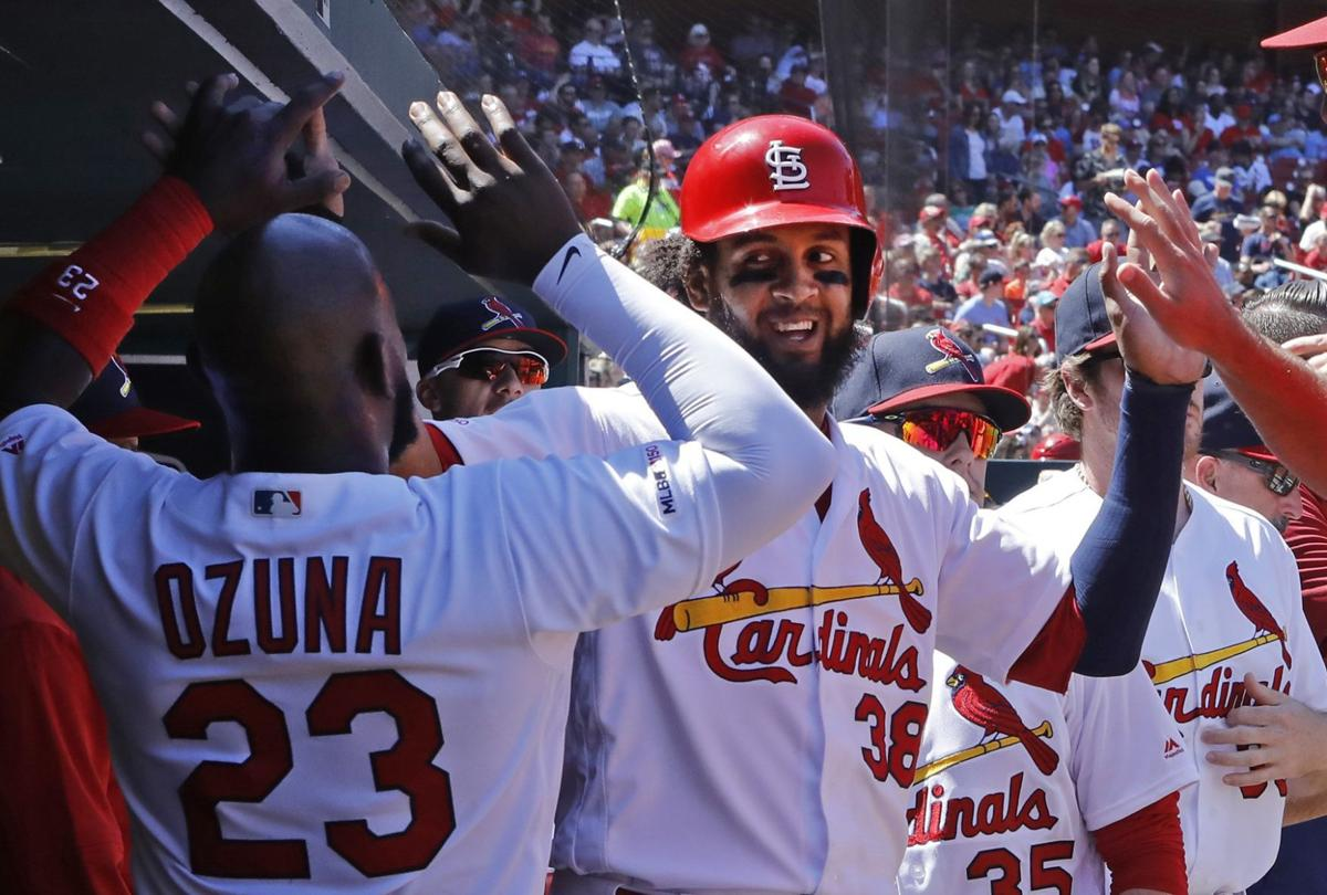 This Cardinals win required big skills on the basepaths