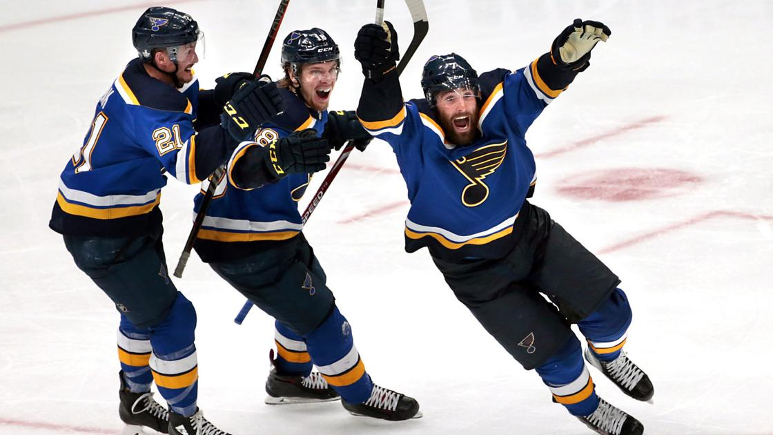 Hochman: As Pat Maroon scored the Game 7 goal, Middleman proudly played the goal horn (and 'Gloria')
