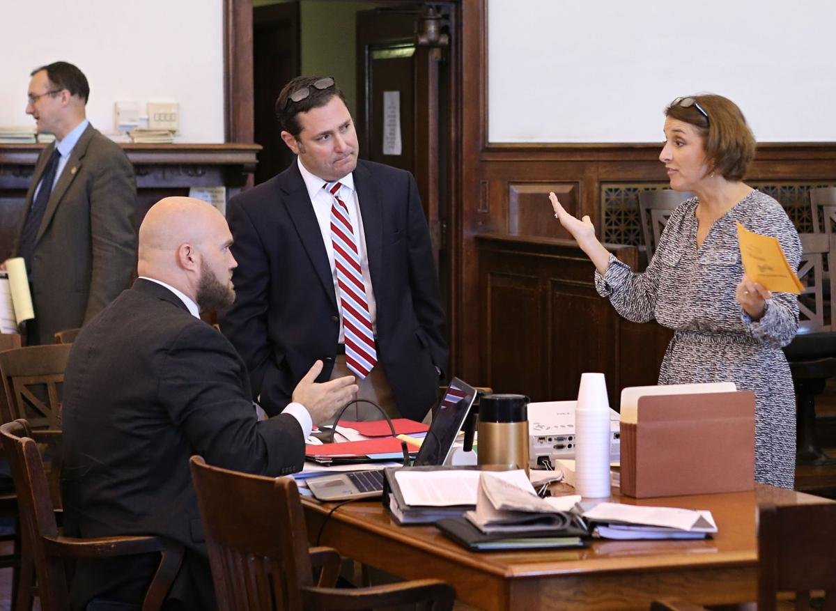 Court hearing about 78th District Missouri House seat primary election, day 2