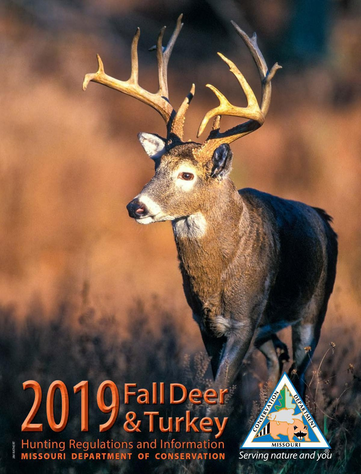 Missouri 2019 hunting guide
