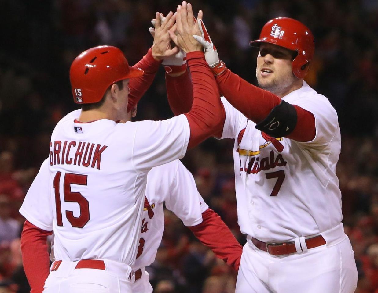 Cardinals awaiting happy returns