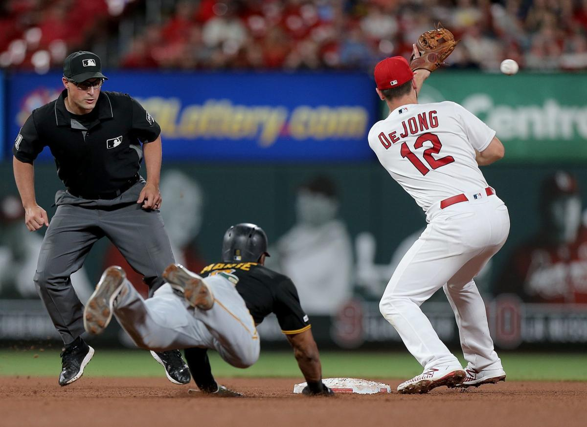 Photos: Cardinals fall to Pirates in 9th