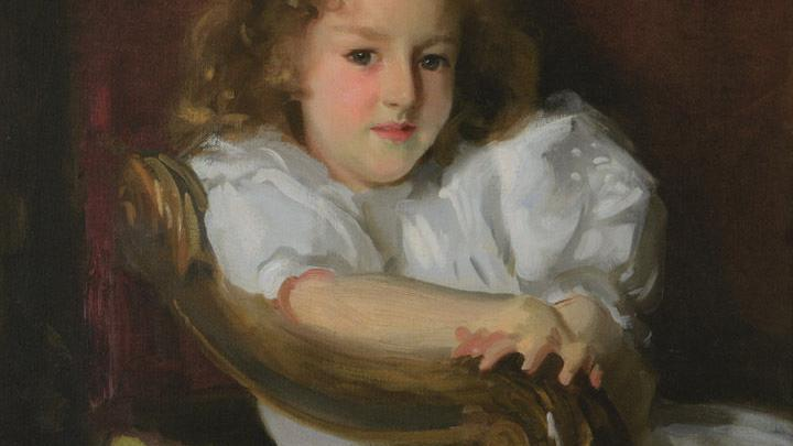 St. Louis Art Museum buys John Singer Sargent portrait of girl for $2.2 million