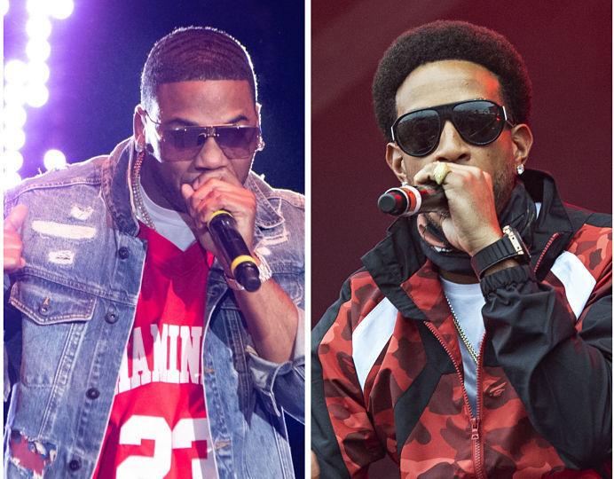 Nelly and Ludacris