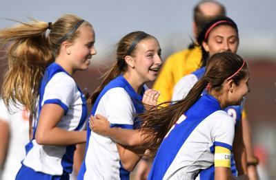 Class 1A Girls Regional Soccer Championship