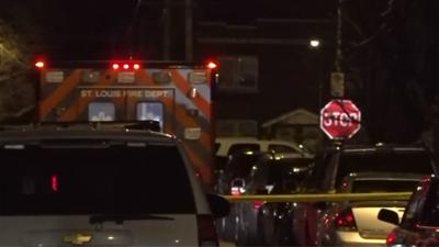 Police-involved shooting in St. Louis