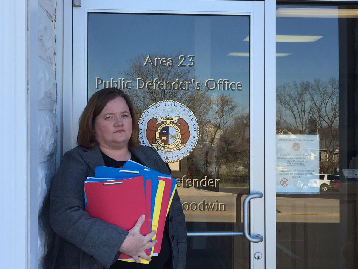 Public Defenders In Missouri Say Caseloads Have Them