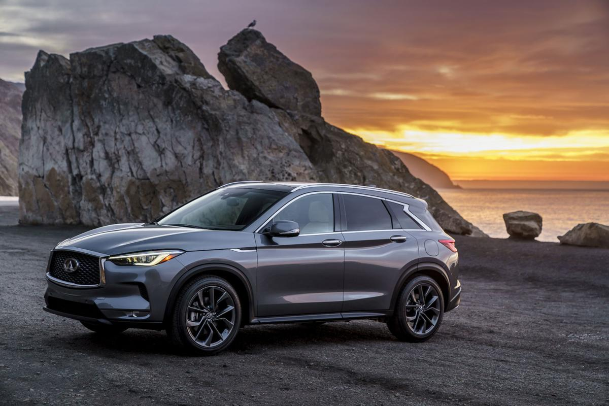 2019 Infiniti Qx50 What You Can T See Is As Radical As What