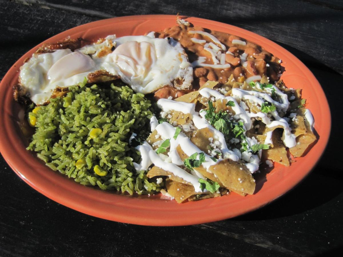 Dos Reyes Chilaquiles