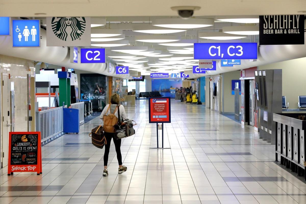 Coronavirus slows St. Louis Lambert International Airport