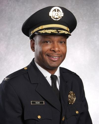 City of St. Louis Chief of Police, Daniel Isom