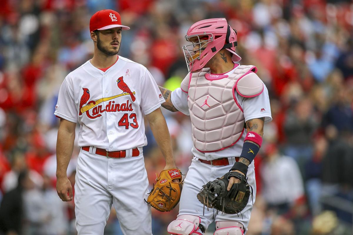 Cardinals notebook: Molina misses favorite part of his game, but is on alert