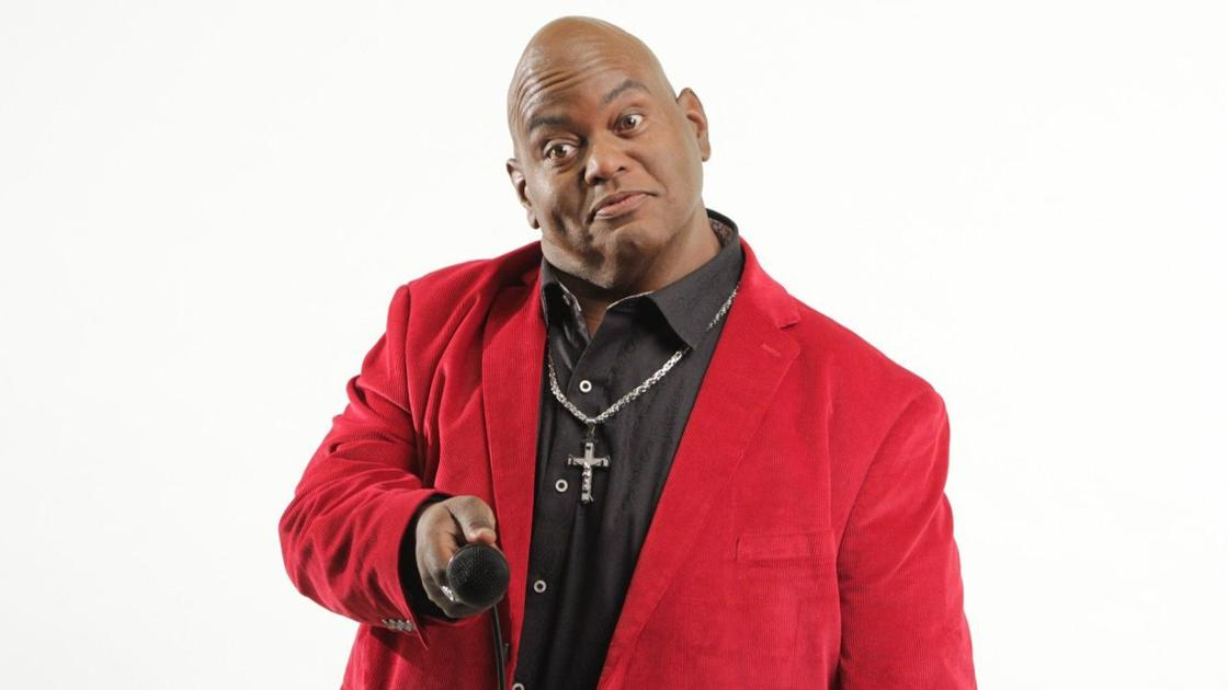 Lavell Crawford returning to Helium Comedy Club after July shows
