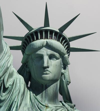 US-TOURISM-STATUE OF LIBERTY