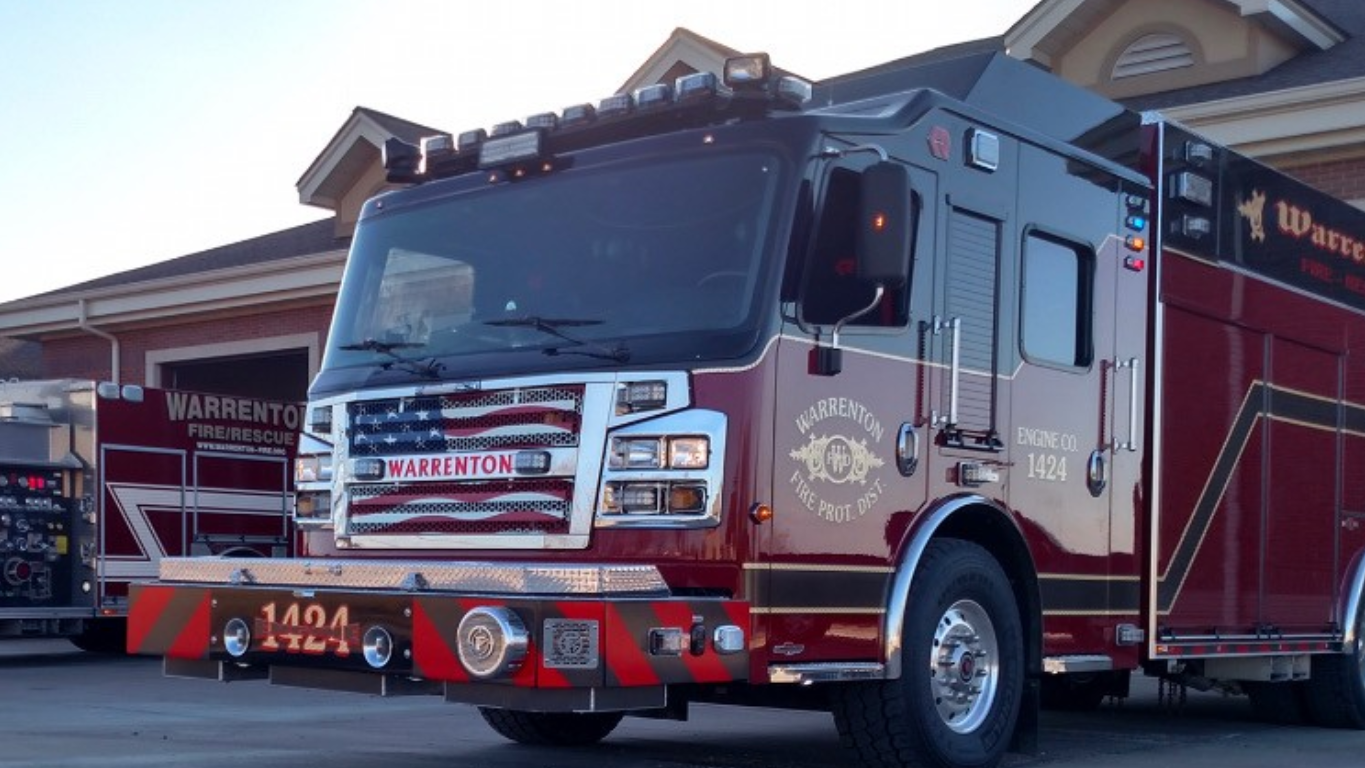 Fire district in Warren County selling two of its firehouses