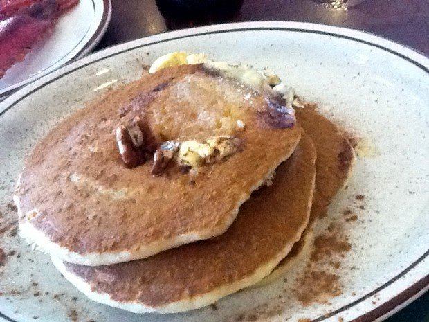 Golden Pancake Lives Up To Its Name Restaurant Reviews