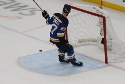Blues skate in critical Game 6 of the Stanley Cup Final