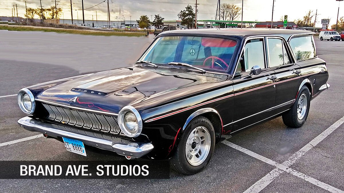 1963 Dodge Dart 270 Series Station Wagon Brandavestudios Stltoday Com