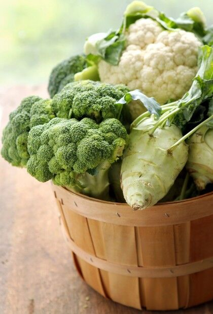 Brassica veggies