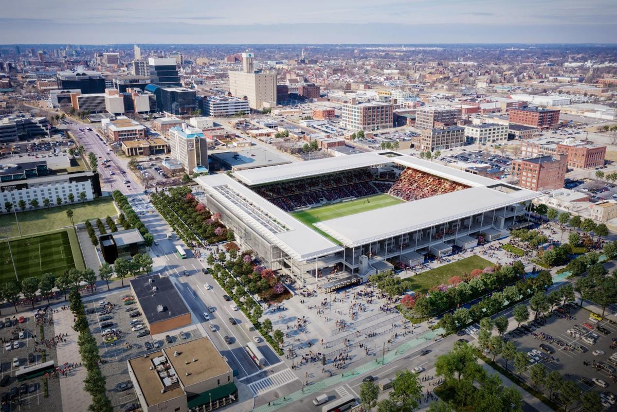 St. Louis City SC stadium district