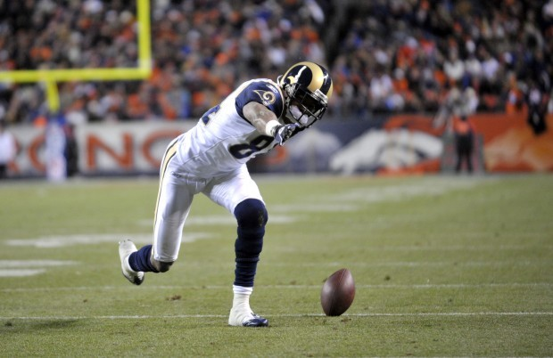 Rams Broncos Football: Danario Alexander
