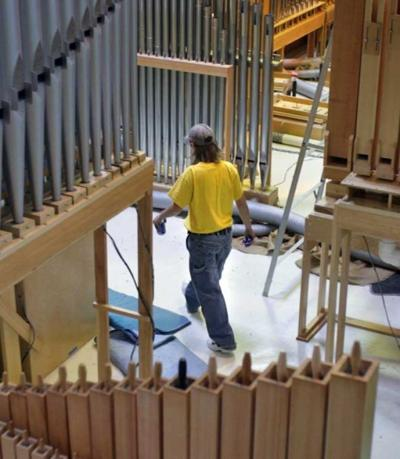 From 2011: Highland organ company downsizing amid sour notes