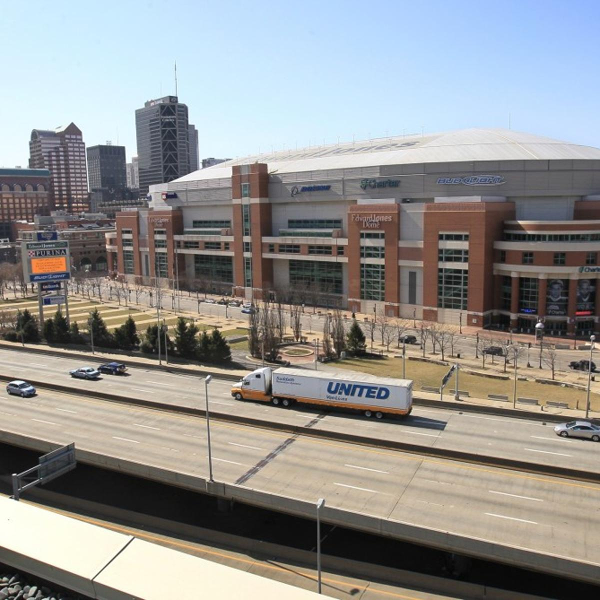 St  Louis CVC votes to enter arbitration with Rams over Dome