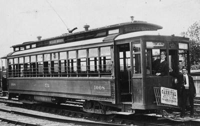 Look Back: St. Louis' streetcar demise