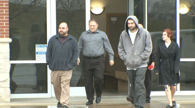 Russell Faria's alibi witnesses leave his trial in November.